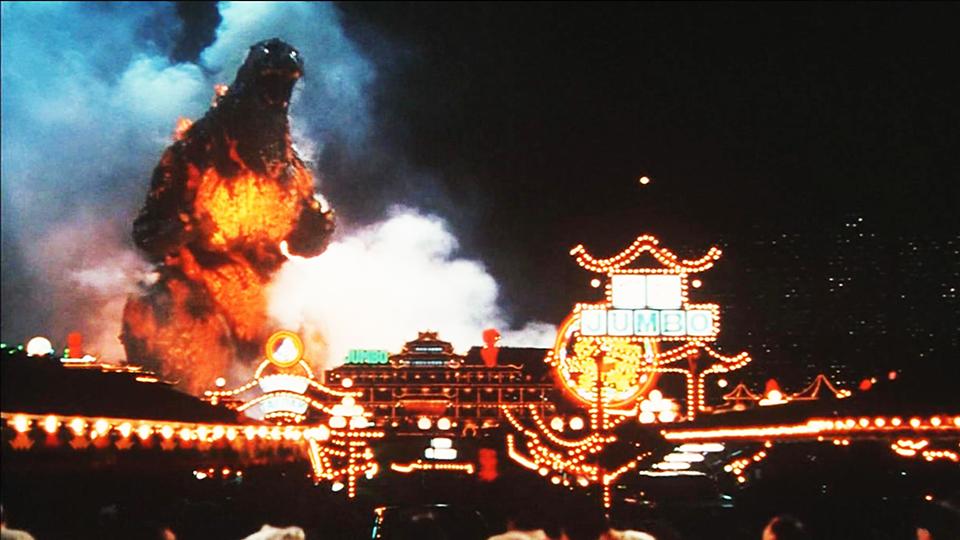 Godzilla vs. Destoroyah 3